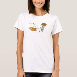 pembroke welsh corgi quickly quick! T-Shirt