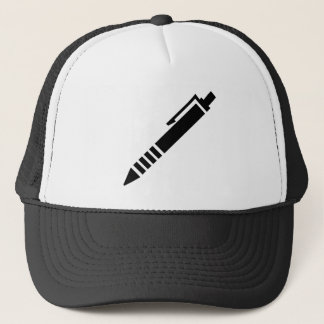 Pen biro trucker hat