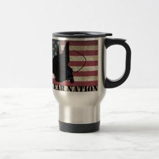 PEN Flag Travel Mug