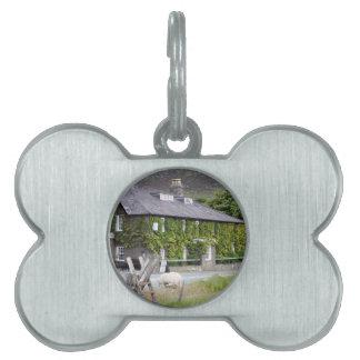 Pen-Y-Gwryd Hotel, Wales, United Kingdom Pet ID Tag