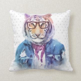 Penas 631 Art Throw Pillow