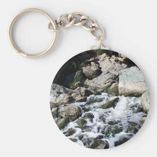 Penasquitos Waterfall Keychain