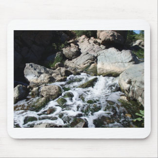 Penasquitos Waterfall Mouse Pad