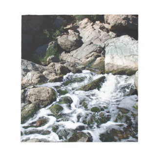 Penasquitos Waterfall Notepad