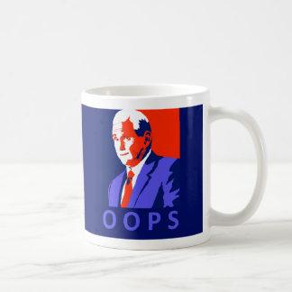 Pence's Oops Mug