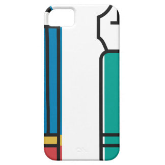 Pencil and Pen iPhone 5 Case