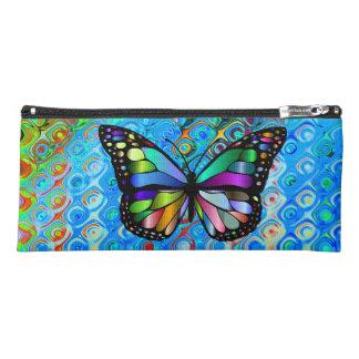 Pencil Case: Butterfly Design Pencil Case