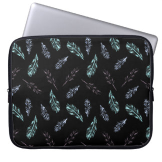 Pencil Feather 15'' Laptop Sleeve
