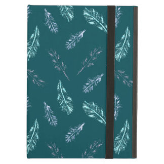 Pencil Feathers iPad Air Case with No Kickstand