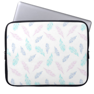 Pencil Feathers Laptop Sleeve 15''
