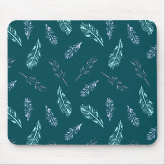 Pencil Feathers Mousepad