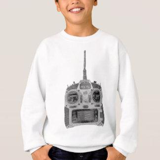 Pencil Sketch Spektrum RC Radio Sweatshirt