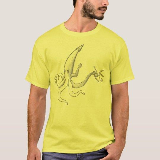 pencil squid T-Shirt