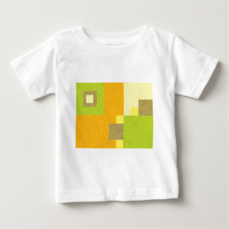 Pencilled Blocks Baby T-Shirt
