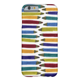 Pencils Barely There iPhone 6 Case
