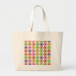 Pencils Large Tote Bag
