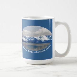 Pend Oreille Coffee Mug