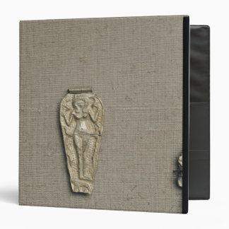 Pendant depicting Astarte, goddess of fertility Vinyl Binder