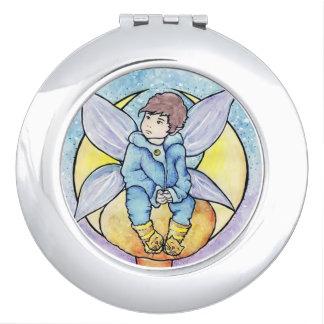 Penelope Moon Fairy Travel Mirror