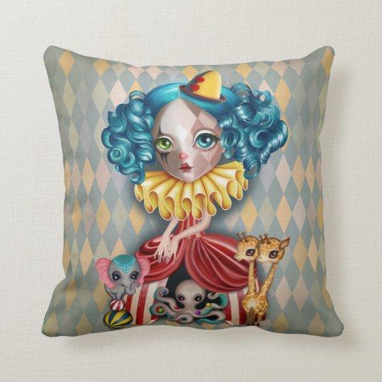 Penelope's Imaginarium Throw Pillow