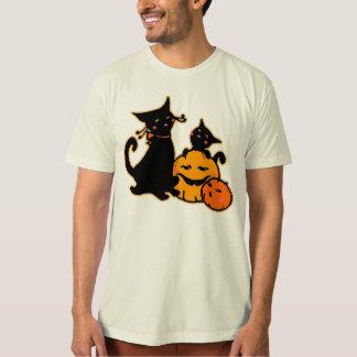 PengiHolidays Black Cats organic shirt