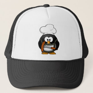 penguin-160159_640 trucker hat