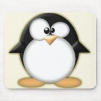 penguin # 2 mouse pad