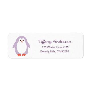 Penguin Address Labels