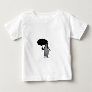 penguin and umbrella baby T-Shirt