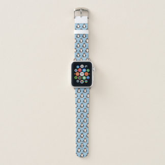 Penguin Apple Watch Band