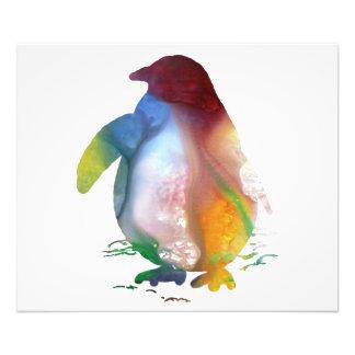 Penguin Art Photo Print