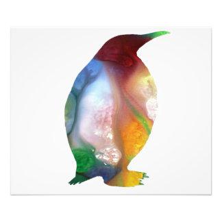 Penguin Art Photograph