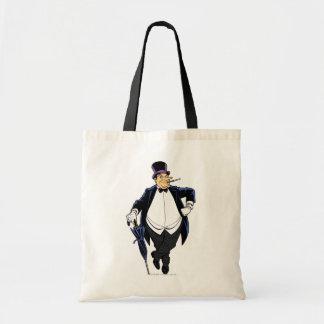 Penguin Budget Tote Bag