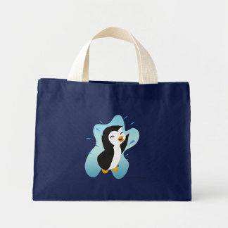 Penguin Beach Bag
