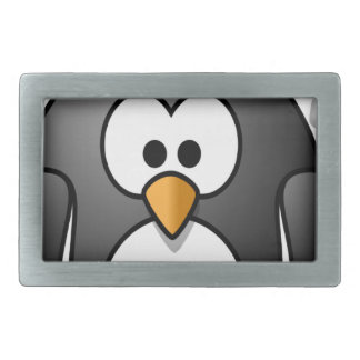 penguin belt buckles