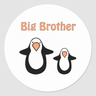 penguin big brother stickers