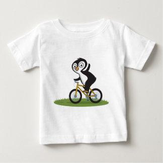 Penguin Biker Baby T-Shirt
