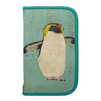 Penguin Blue Lagoon  Planner