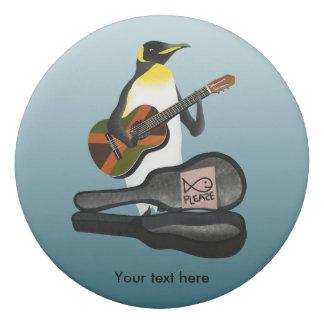 Penguin Busking Eraser