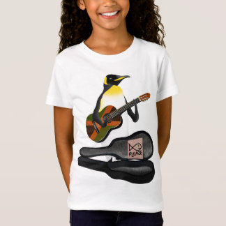 Penguin Busking T-Shirt