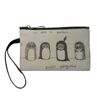 Penguin Clutch Coin Wallet