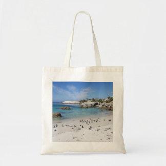 Penguin Colony on Boulders Beach Bag