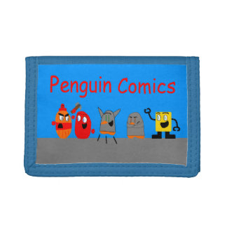 Penguin Comics Wallet