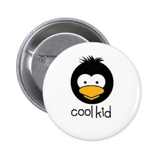 penguin - cool kid pins