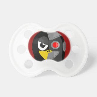 Penguin Cyborg Pacifier