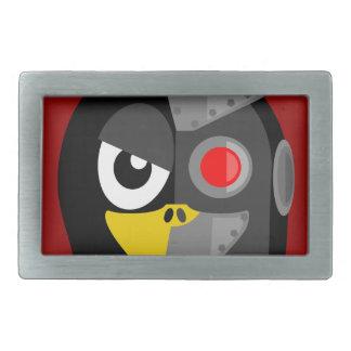 Penguin Cyborg Rectangular Belt Buckle