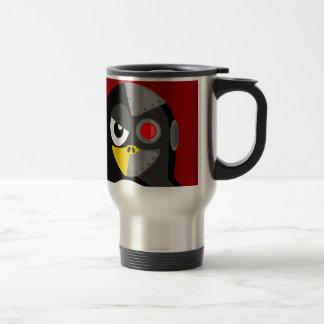 Penguin Cyborg Travel Mug