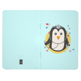 Penguin doctor in circle Z2j5l Journal