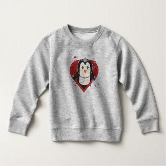 Penguin doctor with heart Zal28 Sweatshirt