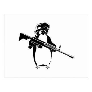 Penguin_DONE_For_Zazzle.png Postcard